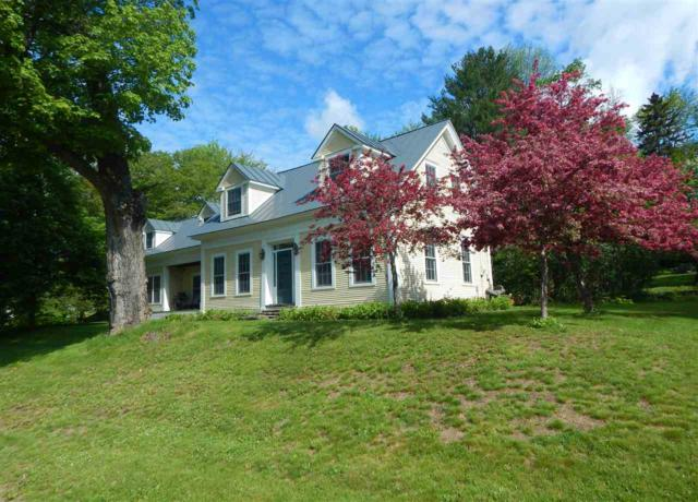 3696 North Fayston Road, Fayston, VT 05660 (MLS #4749898) :: Parrott Realty Group