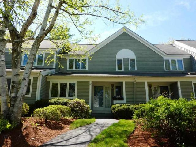 23 Ledgewood Hills Drive #134, Nashua, NH 03062 (MLS #4750390) :: Hergenrother Realty Group Vermont