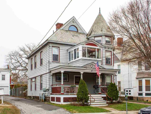 22-24 Clarke Street, Burlington, VT 05401 (MLS #4750496) :: Hergenrother Realty Group Vermont