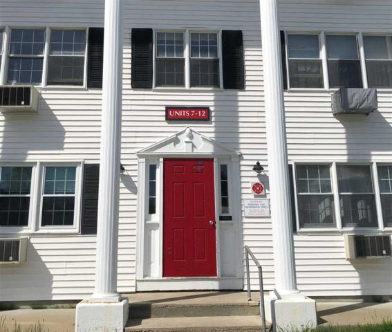 105 Portsmouth Avenue #7, Exeter, NH 03833 (MLS #4750800) :: Hergenrother Realty Group Vermont