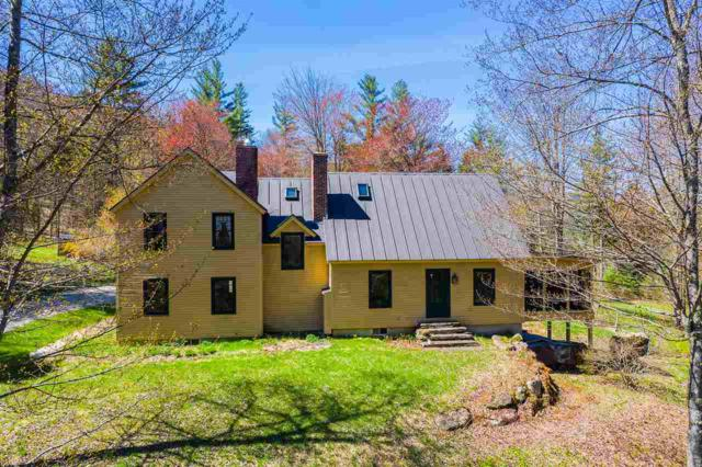 1672 Hale Hollow Road, Plymouth, VT 05056 (MLS #4750957) :: Hergenrother Realty Group Vermont
