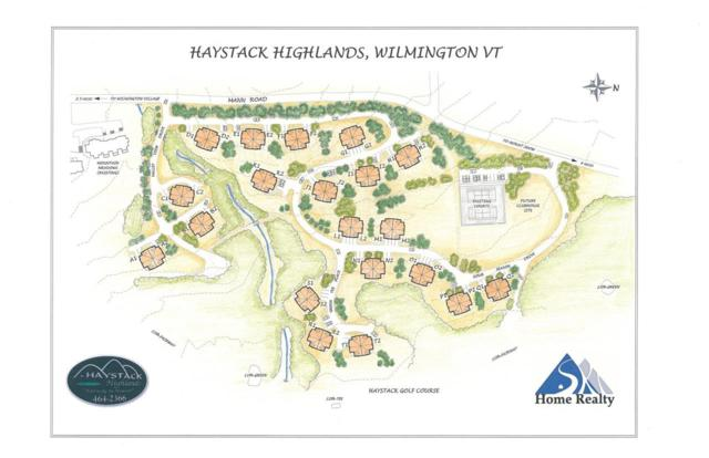 00 Haystack Highlands, Wilmington, VT 05363 (MLS #4750995) :: Hergenrother Realty Group Vermont