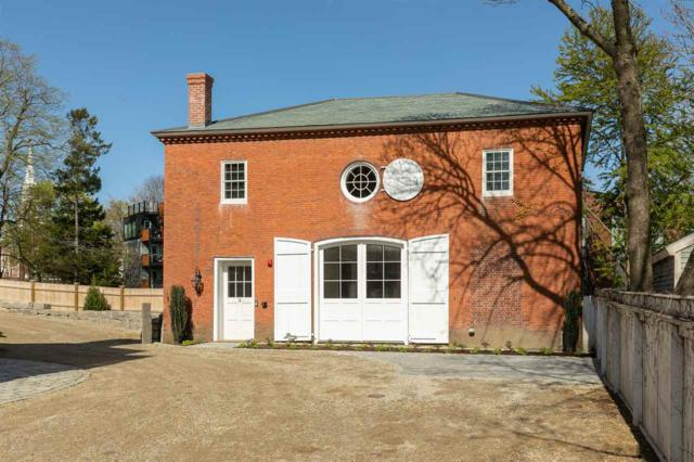 180 Middle Street #5, Portsmouth, NH 03801 (MLS #4751089) :: Hergenrother Realty Group Vermont