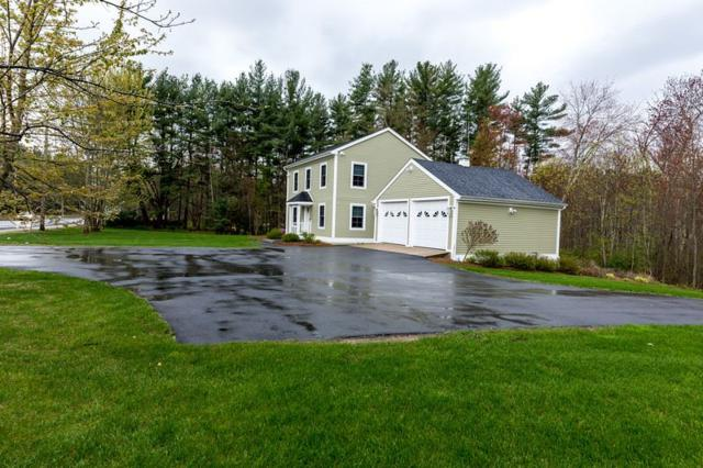 246 Derry Road, Litchfield, NH 03052 (MLS #4751297) :: Lajoie Home Team at Keller Williams Realty