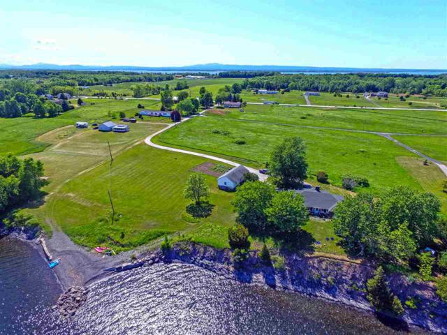 159 Four Winds Lane, North Hero, VT 05474 (MLS #4751484) :: Hergenrother Realty Group Vermont