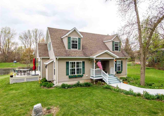 290 Carry Bay Lane, North Hero, VT 05474 (MLS #4751706) :: Hergenrother Realty Group Vermont