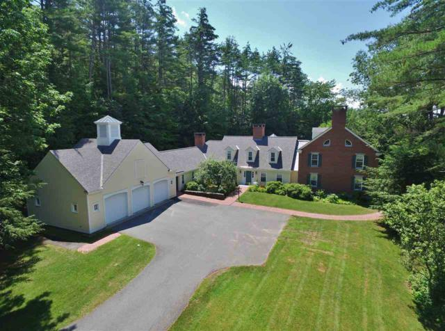 45 Rip Road, Hanover, NH 03755 (MLS #4751754) :: Hergenrother Realty Group Vermont