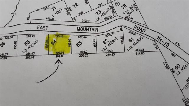 East Mountain Road Road 4 State Triangl, Killington, VT 05751 (MLS #4751908) :: Keller Williams Coastal Realty