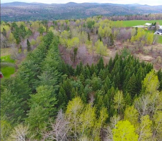 0 Town Hill Road, Wolcott, VT 05680 (MLS #4752195) :: Hergenrother Realty Group Vermont