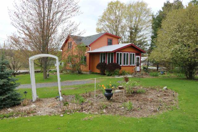 1498 Burpee Road, Bristol, VT 05443 (MLS #4752235) :: Hergenrother Realty Group Vermont