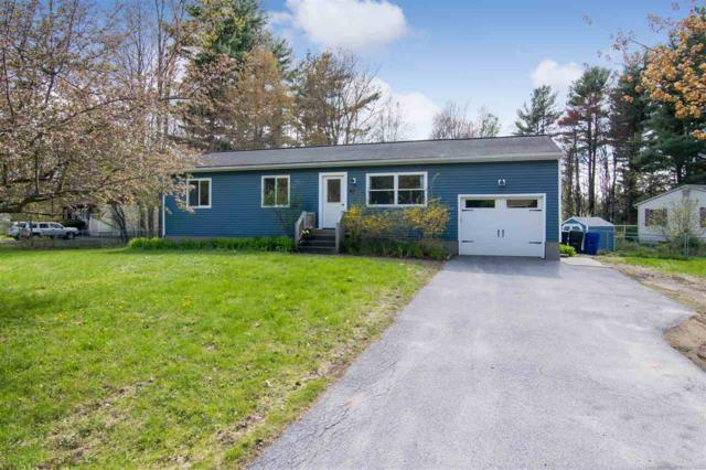 154 Woodcrest Circle, Milton, VT 05468 (MLS #4752318) :: Hergenrother Realty Group Vermont