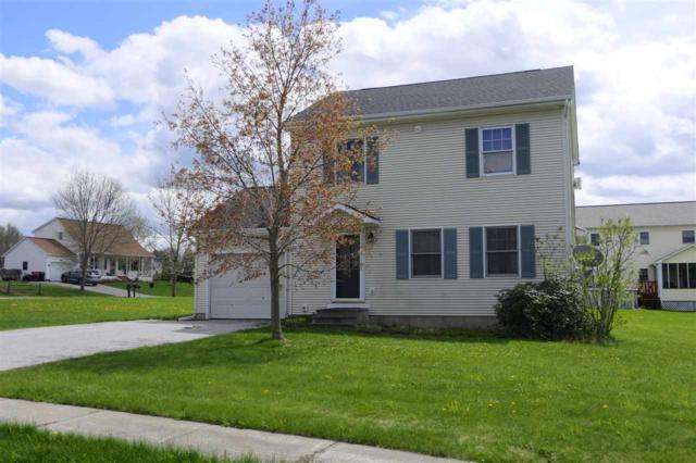 27 Hunting Ridge Lane, Milton, VT 05468 (MLS #4752395) :: The Gardner Group