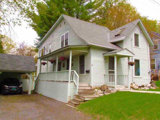 32 N. Franklin Street, Montpelier, VT 05602 (MLS #4752438) :: Hergenrother Realty Group Vermont