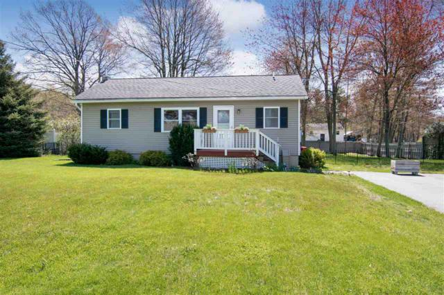 821 Prim Road, Colchester, VT 05446 (MLS #4752460) :: Hergenrother Realty Group Vermont