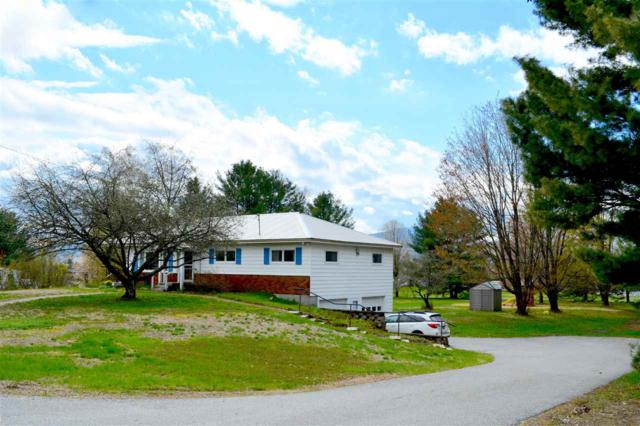 201 Sunset Drive, Morristown, VT 05661 (MLS #4752499) :: Hergenrother Realty Group Vermont