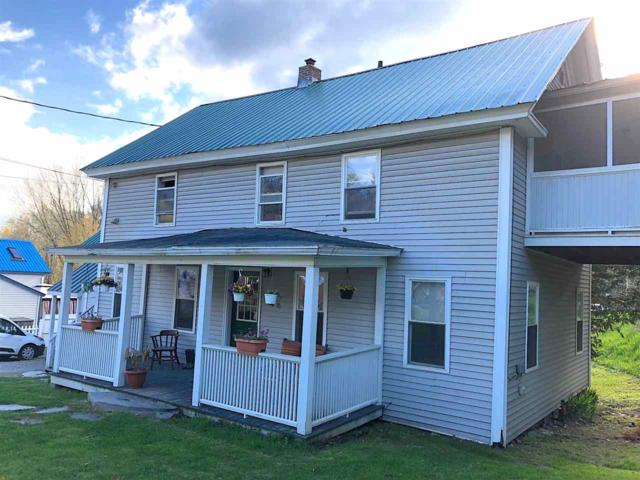 32 Randolph Road, Morristown, VT 05661 (MLS #4752581) :: Hergenrother Realty Group Vermont