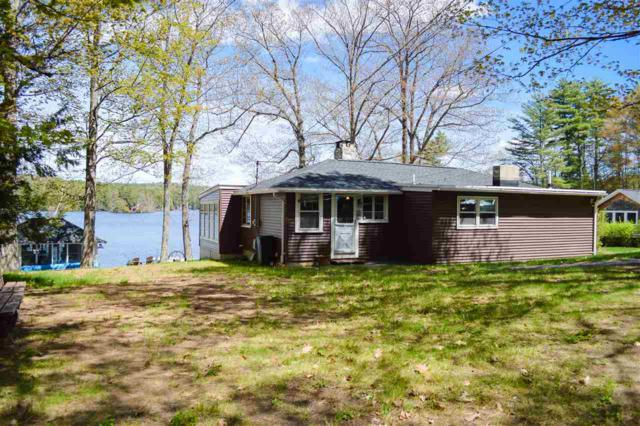 289 Lovell Lake Road, Wakefield, NH 03872 (MLS #4752673) :: Parrott Realty Group