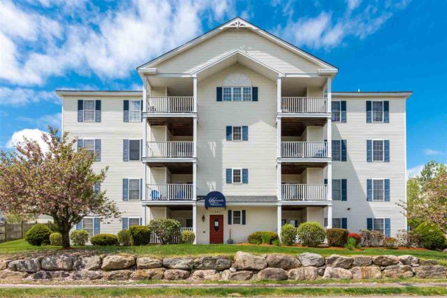 11 Crosswoods Path Boulevard #14, Merrimack, NH 03054 (MLS #4752970) :: Lajoie Home Team at Keller Williams Realty