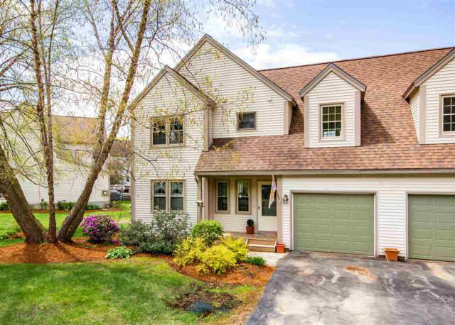 61 Carriage Way, Colchester, VT 05446 (MLS #4752985) :: The Gardner Group