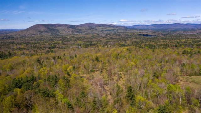 Lot 5 Ossipee Mountain Road 49/5, Moultonborough, NH 03254 (MLS #4752994) :: Lajoie Home Team at Keller Williams Realty