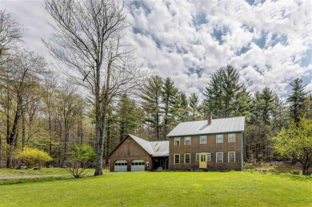 38 Birch Hill Lane, Norwich, VT 05055 (MLS #4753026) :: Hergenrother Realty Group Vermont