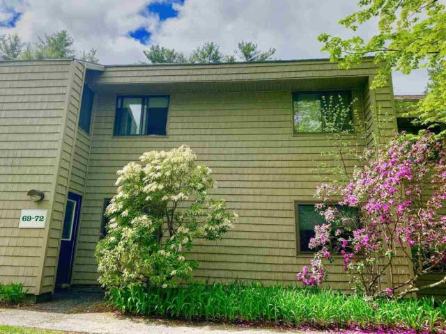 71 Hawthorne Circle #71, South Burlington, VT 05403 (MLS #4753141) :: The Gardner Group