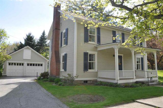 199 Weybridge Street, Middlebury, VT 05753 (MLS #4753156) :: Lajoie Home Team at Keller Williams Realty