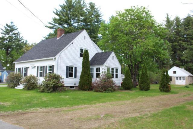 83 Chestnut Hill Road, Rochester, NH 03867 (MLS #4753184) :: Keller Williams Coastal Realty