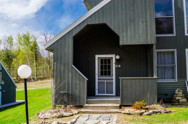43 Tenney Brook Road C-6, Plymouth, NH 03264 (MLS #4753215) :: The Hammond Team