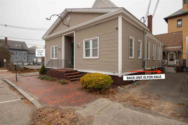 507 State Street #2, Portsmouth, NH 03801 (MLS #4753473) :: Keller Williams Coastal Realty