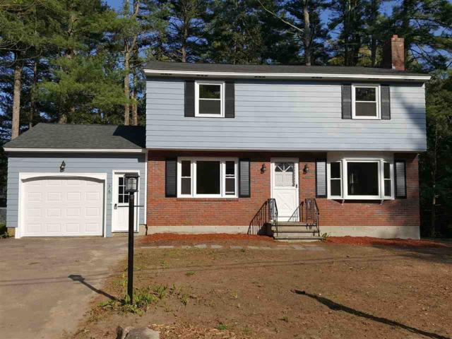 56 Davis Rd., Merrimack, NH 03054 (MLS #4753948) :: Lajoie Home Team at Keller Williams Realty