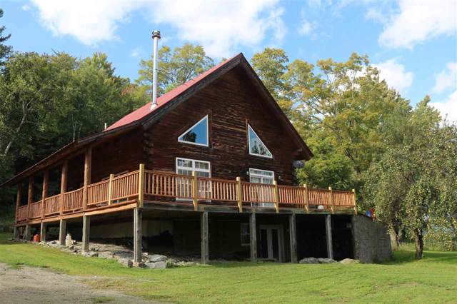 3522 West Berkshire Road, Berkshire, VT 05450 (MLS #4754057) :: The Hammond Team