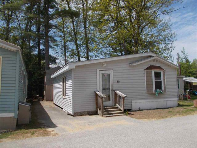 343 Old Lake Shore Road #49, Gilford, NH 03249 (MLS #4754139) :: Lajoie Home Team at Keller Williams Realty