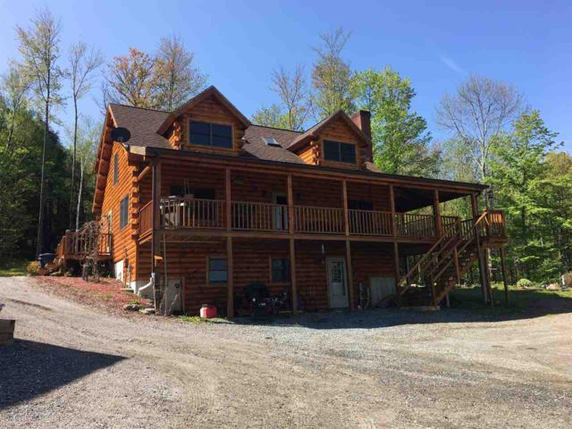 397 Pudvah Hill Road, Bakersfield, VT 05450 (MLS #4754174) :: The Hammond Team