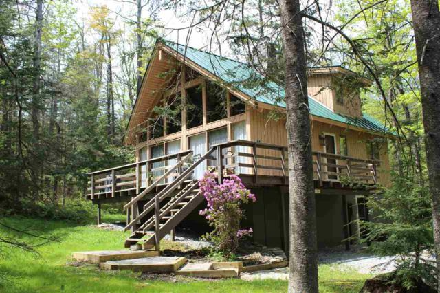 25 Middle Road, Weston, VT 05161 (MLS #4754254) :: The Gardner Group