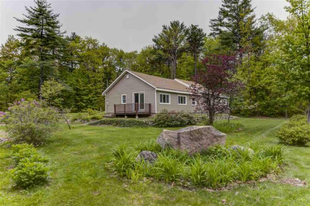 135 Partridge Run, Conway, NH 03818 (MLS #4755269) :: Hergenrother Realty Group Vermont