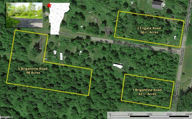 2 Frigate Road, Grand Isle, VT 05458 (MLS #4755312) :: The Hammond Team