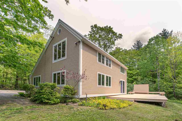 127 Upper Taylor Road, Winhall, VT 05340 (MLS #4755937) :: Hergenrother Realty Group Vermont