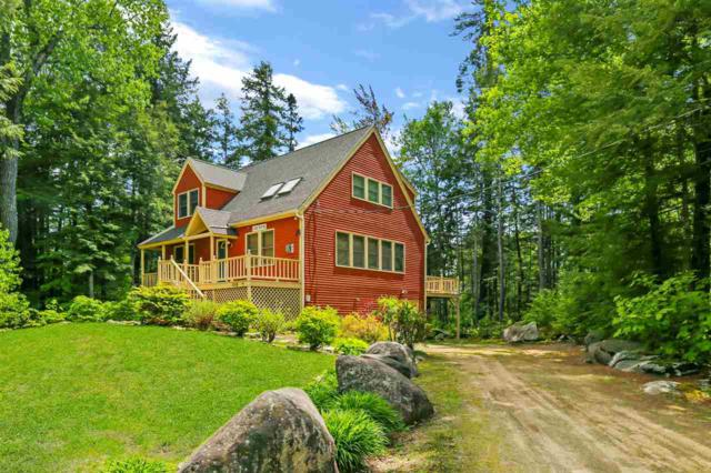 49 Spitzen Street, Moultonborough, NH 03254 (MLS #4756178) :: Hergenrother Realty Group Vermont