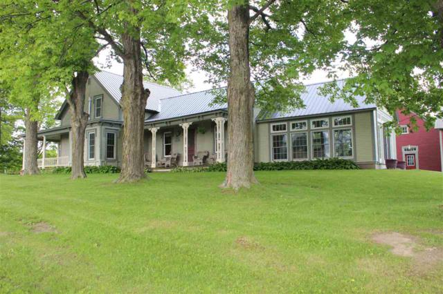 247 Cemetery Hill Road, Shoreham, VT 05770 (MLS #4756521) :: The Hammond Team