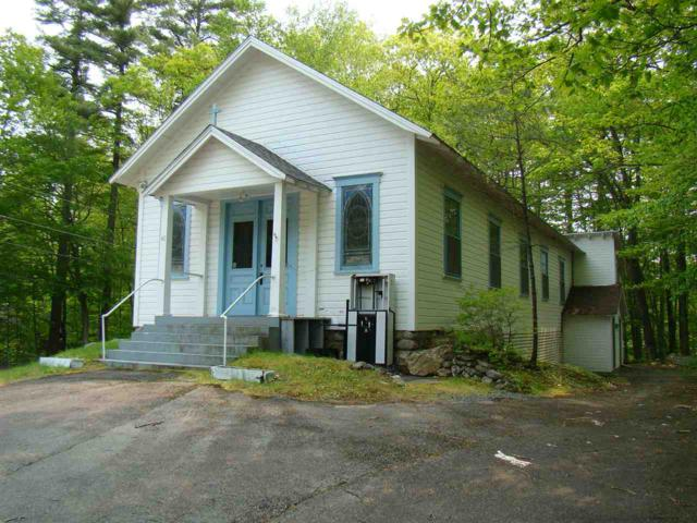 40 Nh Route 113 Route, Holderness, NH 03245 (MLS #4756767) :: The Hammond Team