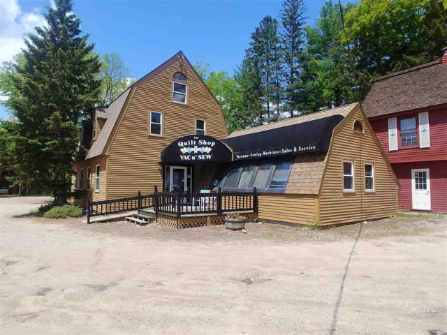 290 East Side Road 1 And 2, Conway, NH 03818 (MLS #4756808) :: Hergenrother Realty Group Vermont