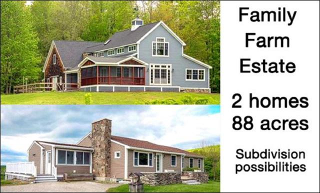 156 Leach Hill Road, Goffstown, NH 03045 (MLS #4757543) :: Lajoie Home Team at Keller Williams Realty