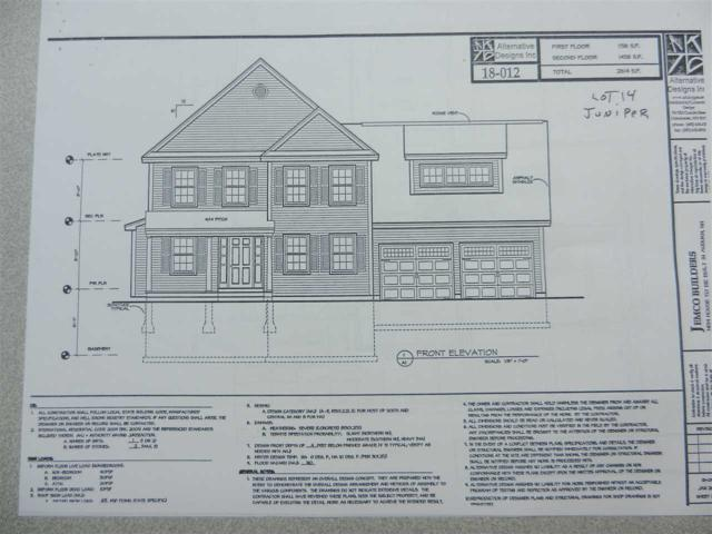 74 Juniper Circle Lot 14, Auburn, NH 03032 (MLS #4757696) :: Team Tringali