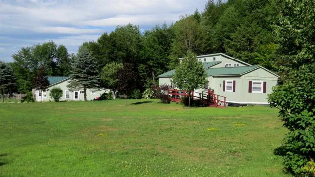 511 & 491 100 Route, Ludlow, VT 05149 (MLS #4757746) :: The Hammond Team