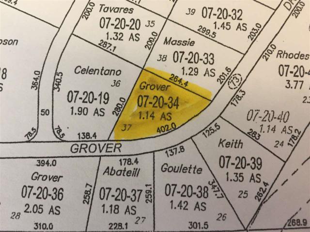 Grover Drive, Rutland Town, VT 05701 (MLS #4758333) :: Keller Williams Coastal Realty