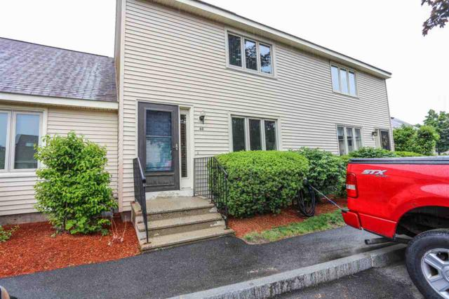 1555 Bodwell Road #44, Manchester, NH 03109 (MLS #4758614) :: The Hammond Team