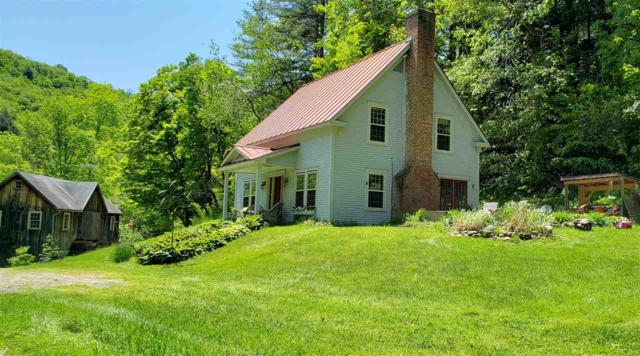 18 Town Line Road, Plymouth, VT 05056 (MLS #4758715) :: The Hammond Team