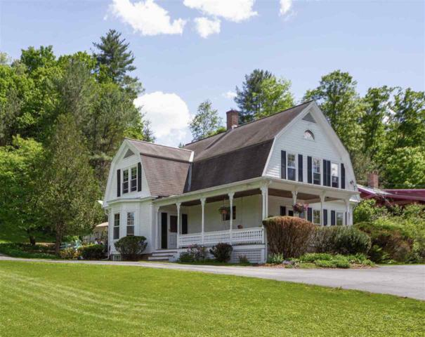 12 College Hill Road, Woodstock, VT 05091 (MLS #4758770) :: Hergenrother Realty Group Vermont