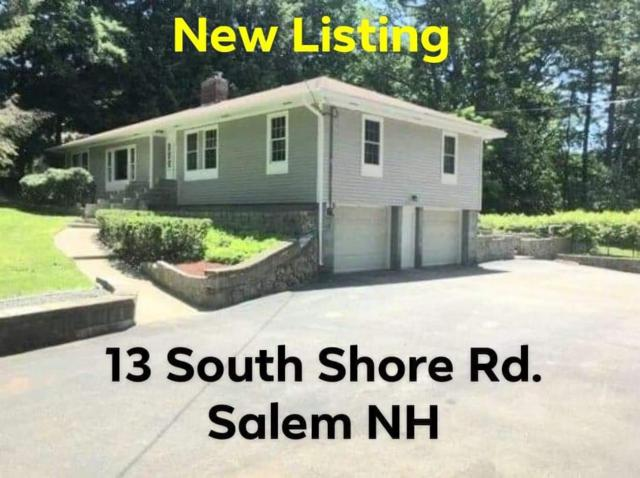 13 South Shore Road, Salem, NH 03079 (MLS #4758814) :: The Hammond Team
